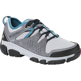 Columbia Isoterra Outdry Shoes Women Steam/Aegean Blue